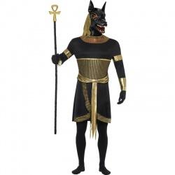 Kostým Egyptský bůh - Anubis
