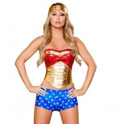Kostým Kapitánka Amerika