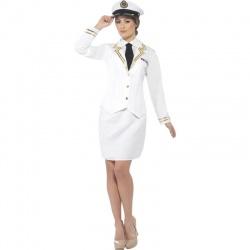 Kostým námořnice - kapitánka