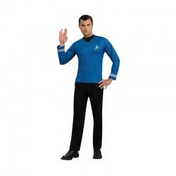 Kostým kapitána Spooka - Star trek