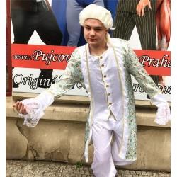 Kostým Mozart