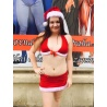 Sexy vánoční kostýmek