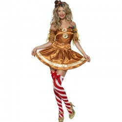 Kostým vánoční perníček