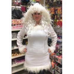 Kostým sněhuláka