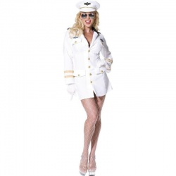 Kostým pro sexy Top Gun