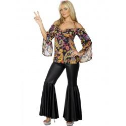 Kostým květinová dívka s kalhoty