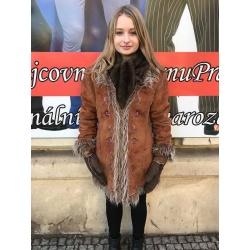 Kostým pro Eskymáčku - kabát