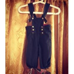 Dětský kostým Bavora