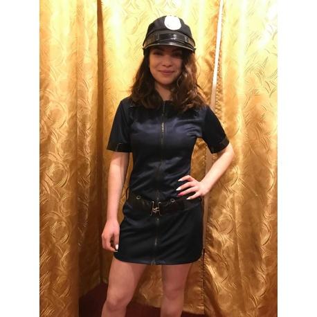Policejní kostým