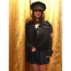 Policejní bunda dámská