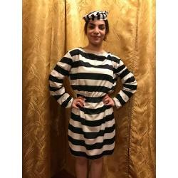 Kostým vězeňkyně
