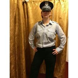 Kostým sexy policisty