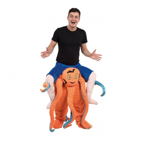Kostým veselé chobotnice