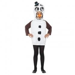 Kostým dětského sněhuláka