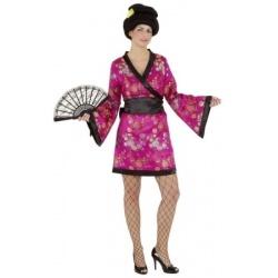 Kimono kostým