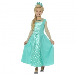 Kostým lední princezny