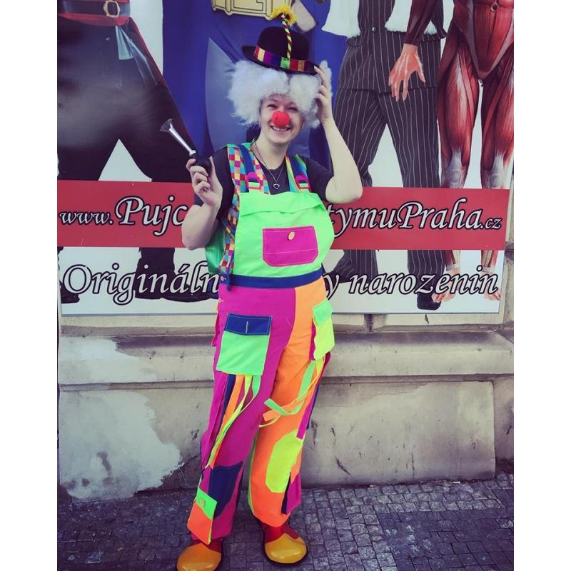 15c91c2575b9 Kostým pro klauna