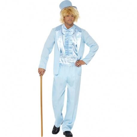 Bláznivý oblek - modrý, Harry