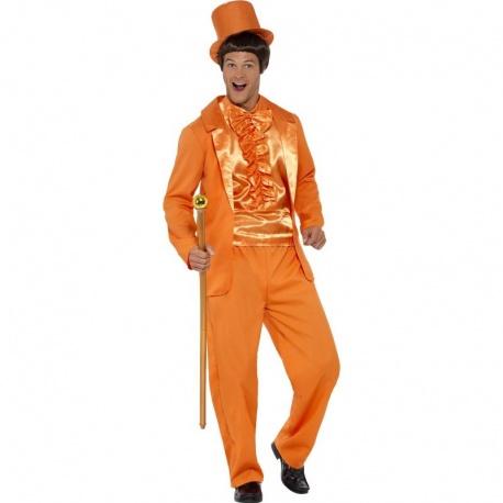 Crazy oblek - oranžový Lloyd