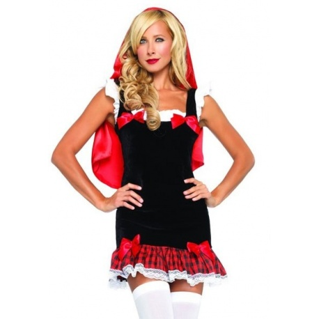 kostým Červená karkulka