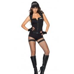 Kostým policistka SWAT