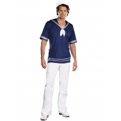 Námořník kostým