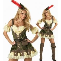 Maškarní kostým Robin Hood