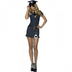 Policistka kostým