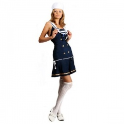 Kostým pro námořnici
