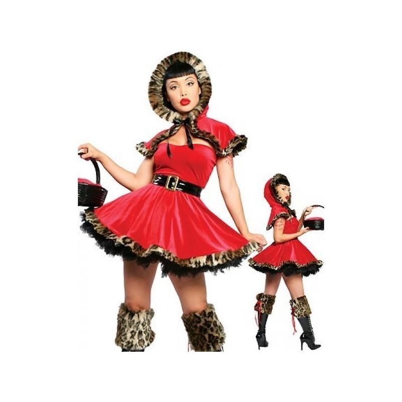 a3971d595 Kostým Červené Karkulky pro dospělé - půjčovna pohádkových kostýmů Praha