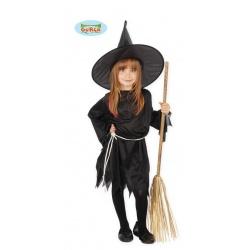 Kostým malé čarodějky