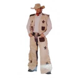 Kostým kovboje