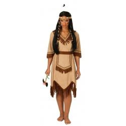 Indiánský kostým