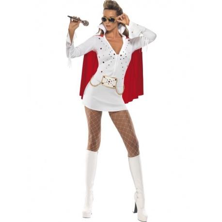 Dámský disco kostým