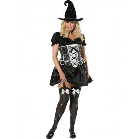 kostým čarodějky