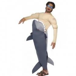 Bláznivý kostým žralokomuže