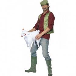 kostým farmáře zoofila