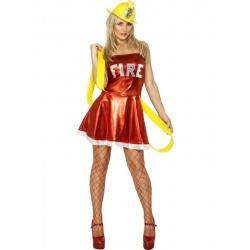 Kostým hasička XXL