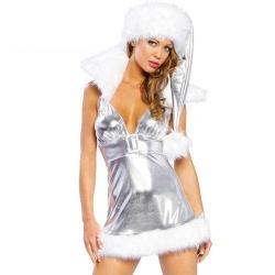 Vánoční sexy párty šaty