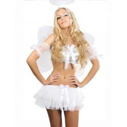 Andělský kostým pro andílka