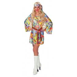 kostým 70-tá léta Hippie