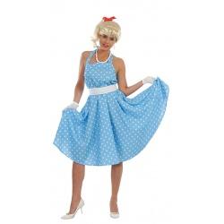 šaty 60-tá léta