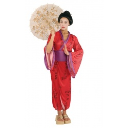Kostým Japonky