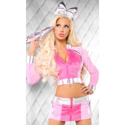 Sci-fi kostým Barbie