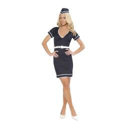 Letuška kostým