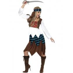 Pirátka kostým