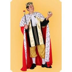 Kostým krále