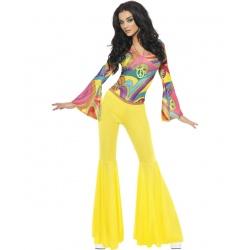 Kostým hippiesačky