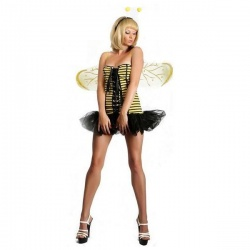 Kostým pro včelku Máju - dětský