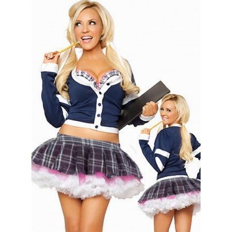 sexy studentka